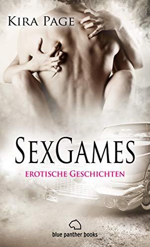 SexGames | 9 Erotische Geschichten: Jede Geschichte erzählt von einem anderen SexGame. (Erotik Geschichten)