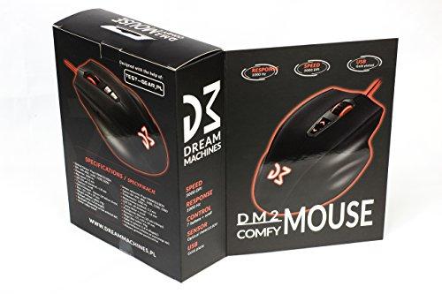 Dream Machines Dm2 Comfy Mouse...