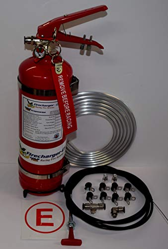Racing Fire Suppression System - Cold Fire