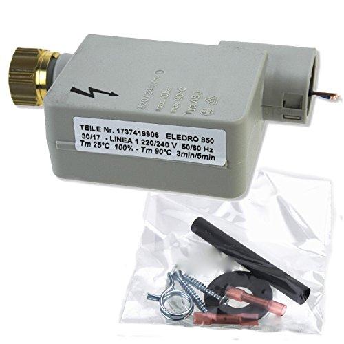 DeClean Aquastop-reparatieset vaatwasmachine vervanging voor Bosch 091058 00091058 AS II Bosch Siemens vaatwasmachine spoelmachine