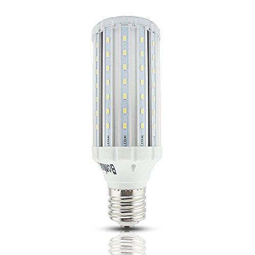 Bonlux 35 Watt E40 LED Corn Light 6000k Daylight 3500 Lumens Mogul Screw Base E40 E39 LED Replacement for Repalce Conventional Light, CFL, Incandescent Light(35 Watts)