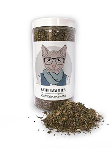 Cataire (herbe aux chats) rend votre chat heureux – 60 g qualité premium. Que la meilleure menthe...
