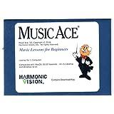 HARMONIC VISION Music Ace Download Card ( Windows/Macintosh )