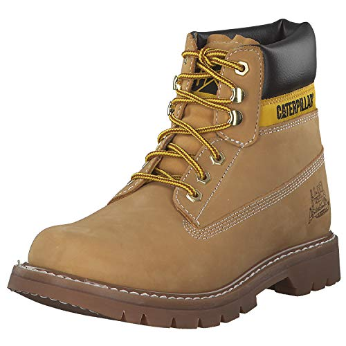 Cat Footwear Colorado Stivali, Uomo, Giallo (honey), 42 EU