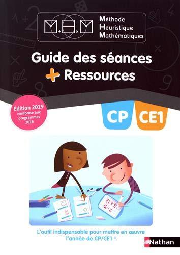 Méthode Heuristique Mathématiques CP/CE1 - Guide pédagogique - 2019