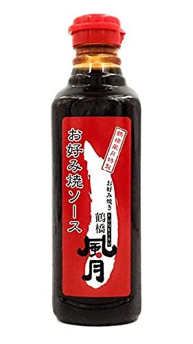 鶴橋風月 お好み焼きソース500ml