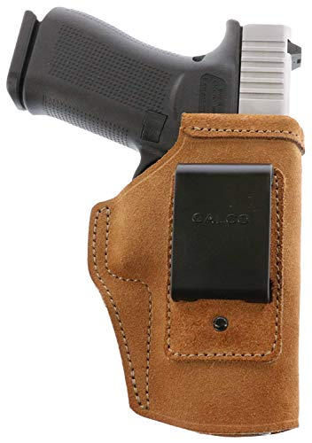Galco Waistband Inside The Pant Holster for Walther PPK, PPKS (Natural, Right-Hand)