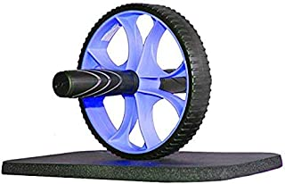 ATIVAFIT Ab Roller Wheel Muscle Trainer Exercise Core Training Fitness for Women with Knee Mat