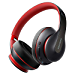 Anker Soundcore Life Q10 Wireless Bluetooth Headphones, Over Ear and Foldable, Hi-Res Certified Sound, 60-Hour Playtime and Fast USB-C Charging, Deep Bass, Aux Input (Renewed)