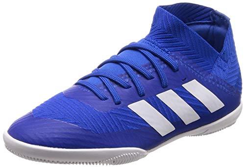 adidas Jungen Unisex Kinder Nemeziz Tango 18.3 IN Futsalschuhe, Blau (Fooblu/Ftwbla/Negbás 001), 29 EU