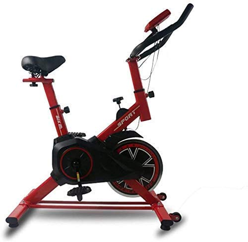 FACAIA Cyclette Fitness Trainer per Bici da Interno Ellittica Cross Trainer Cyclette Cyclette Cyclette Verticale Sedile Confortevole Design Stabile e Confortevole