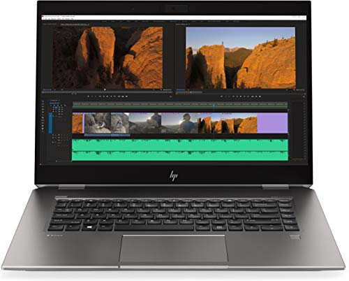 HP Zbook Studio G5 15.6' Mobile Workstation - Core i9 i9-8950HK - 16 GB RAM - 256 GB...