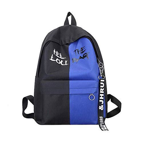 GFDFD Business Travel Laptop Backpack, Water Resistant Backpack with Charging Port Slim Durable (Color : B)