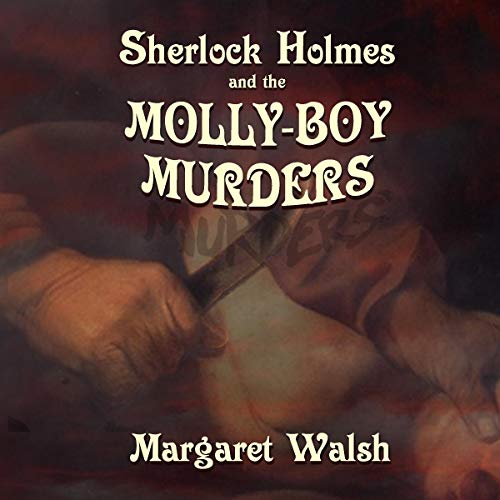 Sherlock Holmes and the Molly Boy Murders cover art
