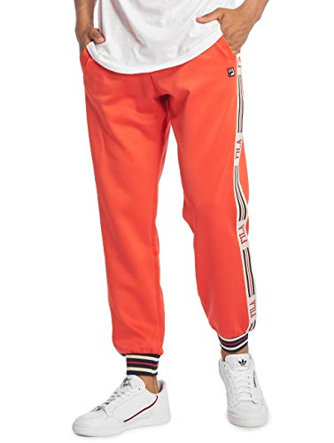 Fila Herren Jogginghosen Urban Line Lou orange S