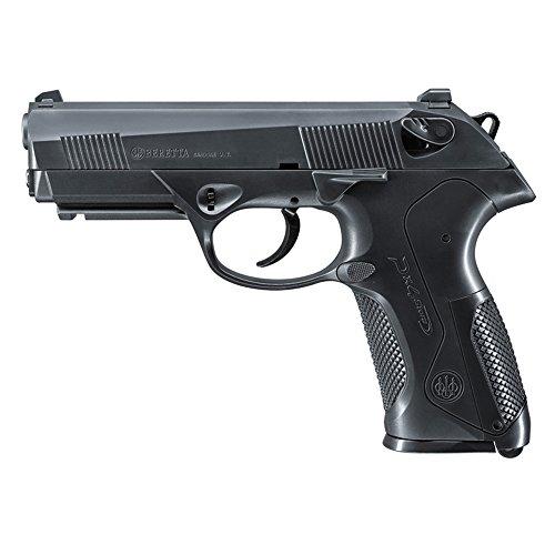 BERETTA Softair Px4 Storm Metal Slide 0.5, Pistola Unisex-Adulto, Nero, Taglia Unica