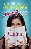 QUINN: A Curvy Girl Romance (THE NICE GIRLS' NAUGHTY BOOK CLUB 1)