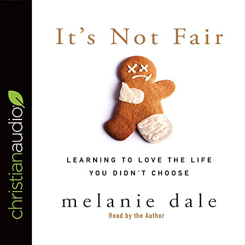 It's Not Fair audiobook cover art