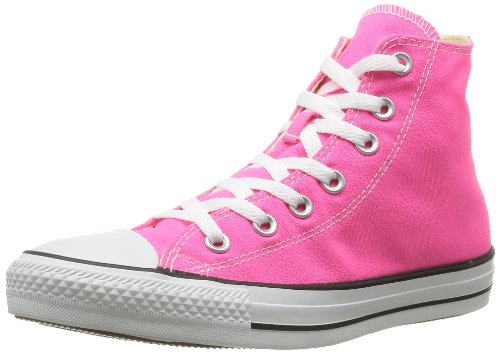Converse Chuck Taylor All Star 015850-550-213, Unisex - Erwachsene Sneakers, Pink (ROSE ELECTRIC), EU 39