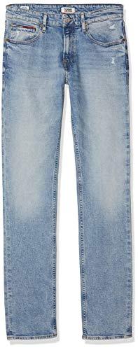 Tommy Hilfiger Herren ORIGINAL STRAIGHT RYAN DLSLT Straight Jeans, Blau (Dallas Lt Bl Com 911), W33/L32