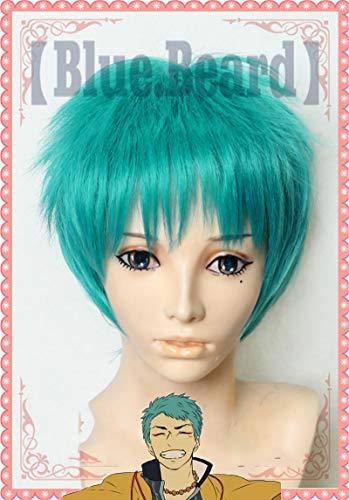 Touken Ranbu Online Cosplay peluca Yamabushi Kunihiro pelucas de pelo sinttico resistente al calor Halloween carnaval fiesta mujer disfraz peluca