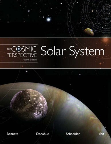 The Solar System: The Cosmic Perspective with MasteringAstronomy and Skygazer Planetarium Software