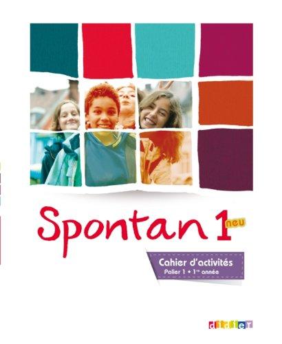 SPONTAN A1-A2 KURSBUCH + ARBEITSHEFT + DVD ROM - 9788416146024