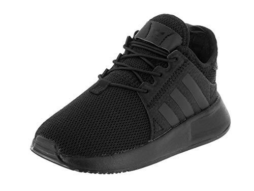 adidas Originals Boy's X_PLR Running Shoe, core Black/core Black/core Black, 8 Toddler