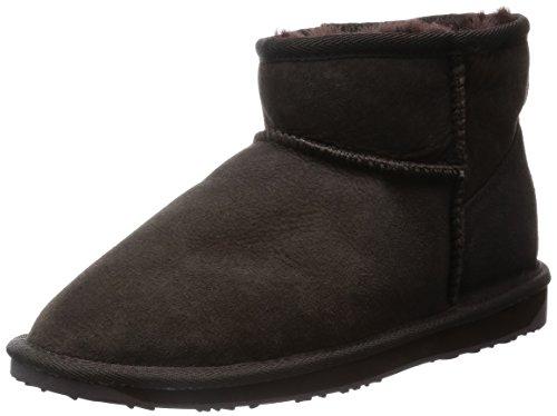 [エミュオーストラリア] ブーツ Stinger Micro レディース STINGER MICRO チョコレート 24 cm