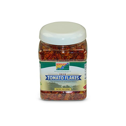 Mother Earth Products Dried Tomato Dices, Quart Jar, 9 Ounce