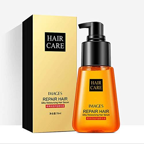 Super Curl Defining Booster, Morocco Hair Essential Oil, Hair Booster Aceite esencial para el cuidado del cabello que hidrata el cabello y es ideal para cabello natural y rizado (1 piezas)