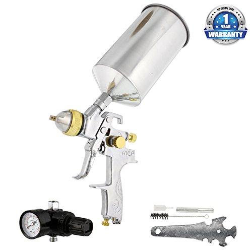 TCP Global® Brand Professional 1.3mm HVLP Spray...