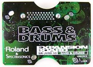 ローランド Roland ()エクスパンションボード SR-JV80-10 Bass & Drums