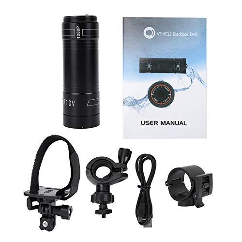 01 Se Divierte la cámara, cámara 1080P Impermeable 1080P 30FPS Ultra-Mini para completar un Ciclo para al Aire Libre