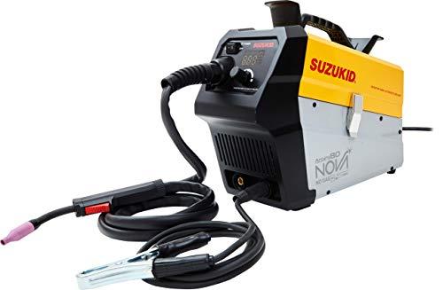 スター電器製造(SUZUKID) 100V専用 インバータノンガス半自動溶接機 アーキュリー80NOVA SAYI-80N