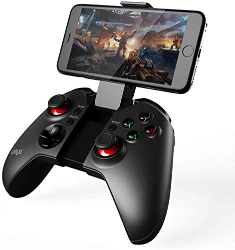 Wireless Gamepad Game Controller met 6 Inch telescopis Android Smart Phone/TV Box/TV/tablet/PC