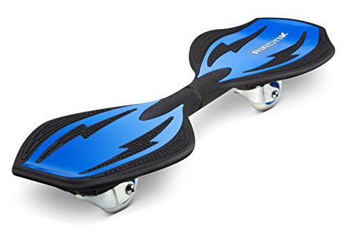 Razor RipStik Ripster Caster Board, Patineta de Dos Ruedas, Niños, 8+, 80 kg - Azul