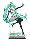 Plastic Stand Decor Display Stand Anime Character Cosplay