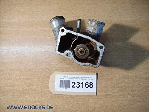 Carcasa Del Termostato Termostato Vectra C Signum 2,0 2,2 Dti Y20DTH Y22DTR Opel