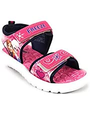 Coolz Kids Casual and Fashion Sandals DG-Freeze for Girls 2-5 Years