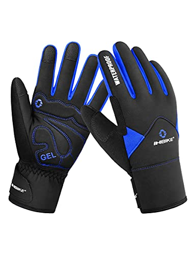 INBIKE Men's Touch Screen Winter Cold Weather Thermal