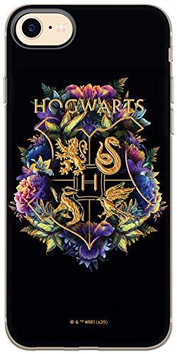 Original & Offiziell Lizenziertes Harry Potter Handyhülle für iPhone 7, iPhone 8, iPhone SE2, Hülle, Hülle, Cover aus Kunststoff TPU-Silikon, schützt vor Stößen & Kratzern, Multicolor