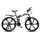 N//A Adult Bikes,mountain Bikes, 26 Inch Bikes, Adult Folding Bikes, Full Suspension Mountain