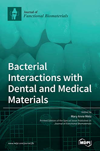 Bacterial Interactions with Dental and Medical Materials