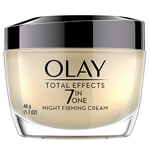 professional Olay Total Effects Night Firming Face Cream Moisturizing、1.7 oz。