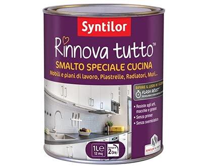 SMALTO RINNOVA TUTTO - 1 L - SYNTILOR SPECIALE CUCINA - SALVIA