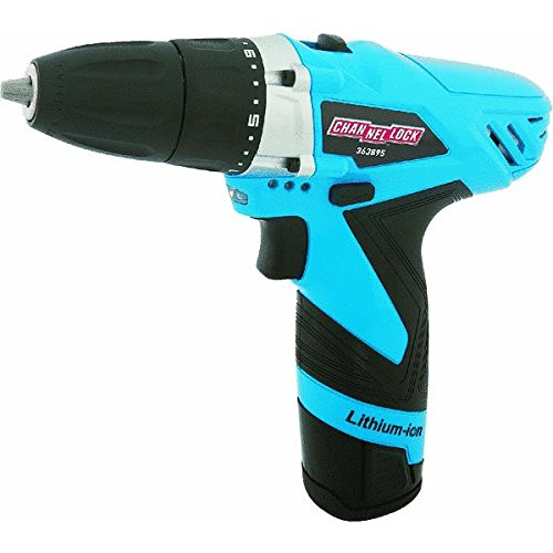 12V Compact Lithium Ion Cordless Drill