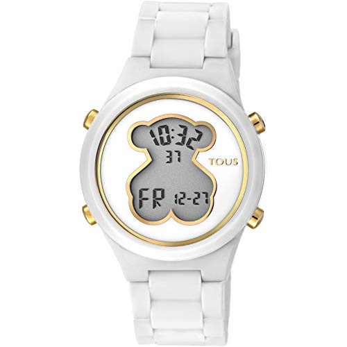 Reloj TOUS D-Bear Teen Plastic IPRG 351595 Mujer Silicona