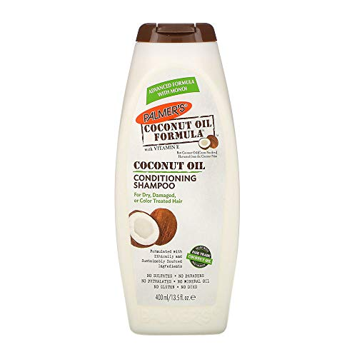 Palmer's Coconut Oil Formula Conditioning Shampoo for Dry, Damaged or Color Treated Hair, 13.5...