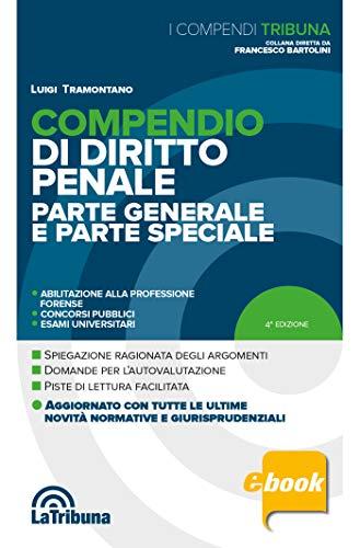 Compendio di diritto penale: Edizione 2020 Collana Compendi